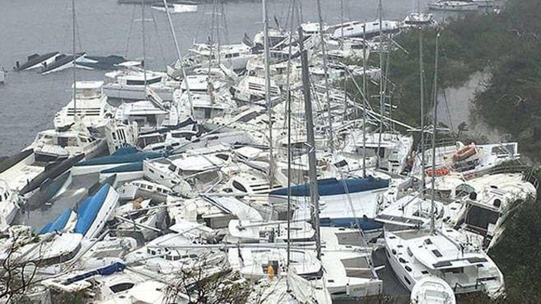 Yates tras el paso de Irma por Puerto Rico.