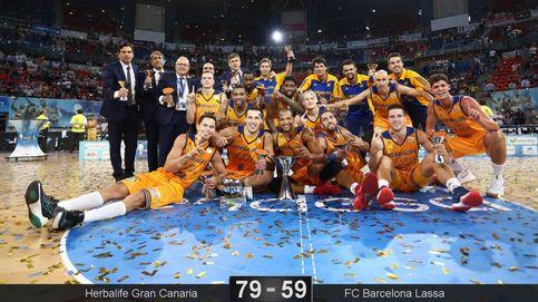 El Gran Canaria rompe el duopolio y logra el primer título de su historia