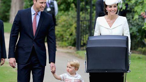 La ausencia de Isabel II, los padrinos... Los detalles del bautizo del príncipe Louis