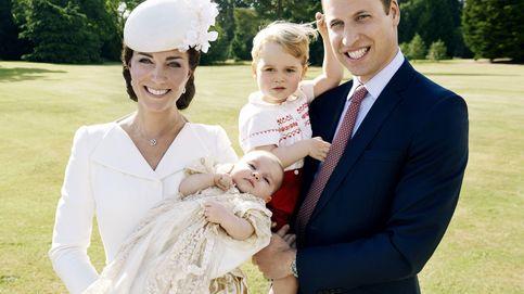 El duque de Cambridge se deshace en halagos hacia George, Charlotte... y su perro Lupo
