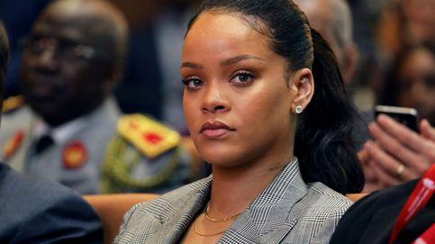 Un acosador de Rihanna pasa 24 horas escondido en su casa