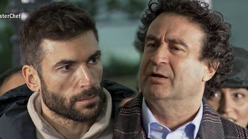 Iván se encara con el jurado de 'Masterchef': Que me lo digan a la cara