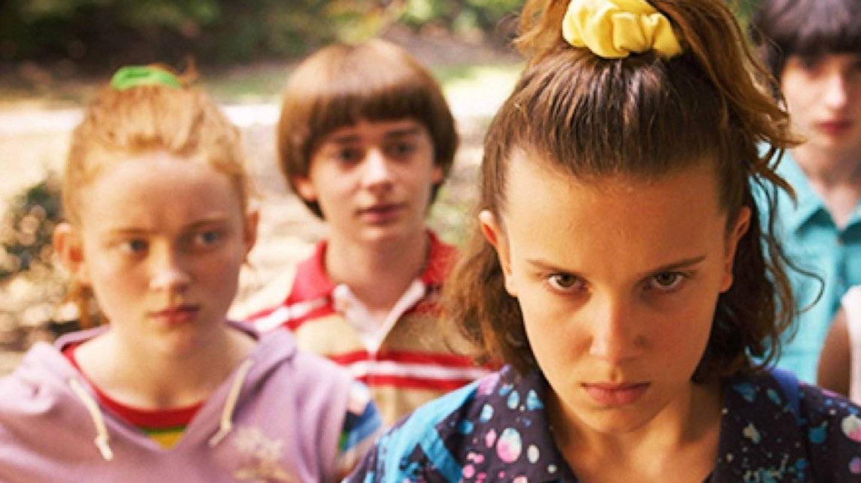 Fotograma de 'Stranger Things'. (Netflix)