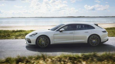 Porsche Panamera Turbo SE-Hybrid, el gran deportivo familiar y eficiente