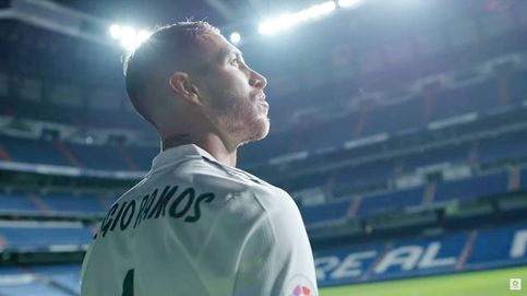 Fecha de estreno y teaser del documental de Sergio Ramos en Amazon Prime Video