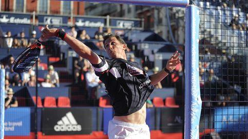 Lo mejor de las semifinales del Valladolid Open de pádel