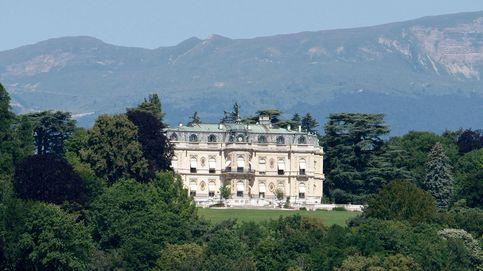El fabuloso Château de Pregny, la herencia del fallecido barón de Rothschild, tiene trampa