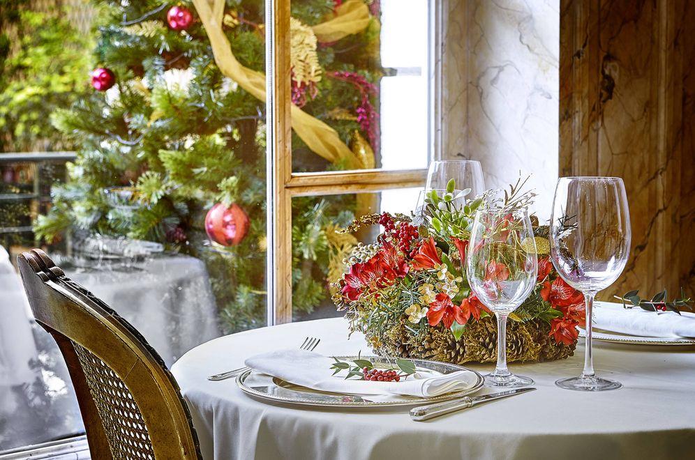 Foto: En el restaurante del hotel Orfila te espera el menú de Mario Sandoval esta Nochebuena.