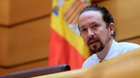 Pablo Iglesias, su primer 12 de octubre y el 'anti-Estado'