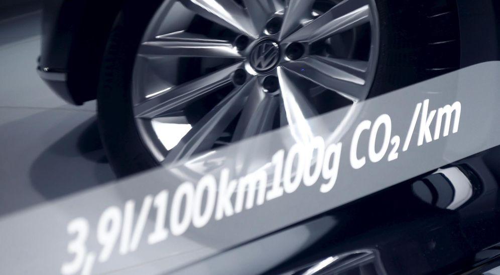 Foto: Ficha técnica del Volkswagen Passat. (Reuters)