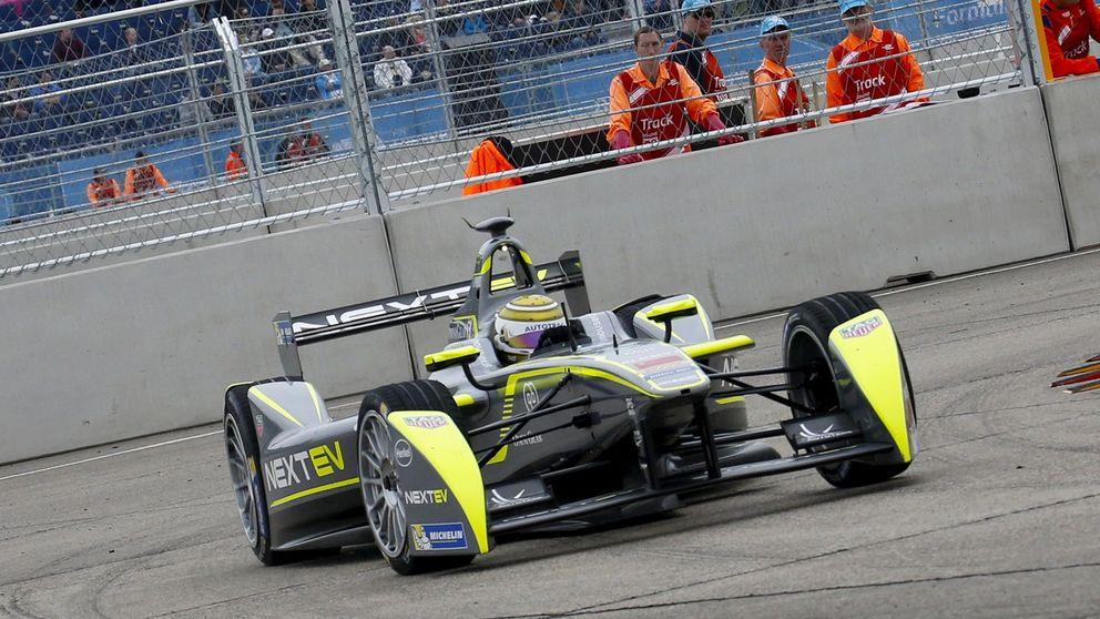 La Fórmula E, la carrera que nació en una servilleta, vuelve más rápida