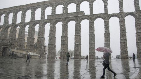 El Acueducto de Segovia, en riesgo de caerse