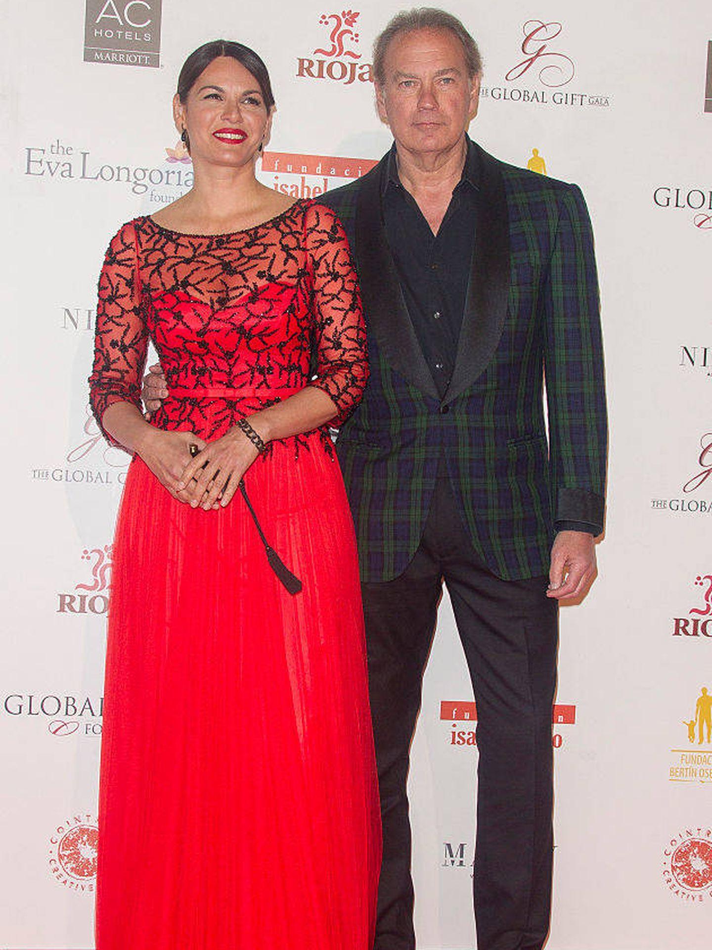 En la Global Gift Gala de 2016. (Getty)