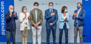 Post de Carlos Iturgaiz, elegido presidente del PP en el País Vasco