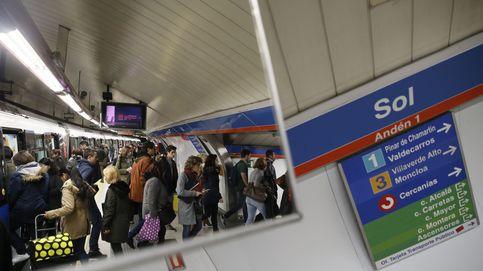 Reabre la estación de Sol y se reanuda la circulación de Metro y Cercanías