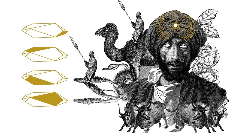 ¿Es su héroe un genocida? Descúbralo en 'El atlas del bien y del mal' de Tsevan Rabtan