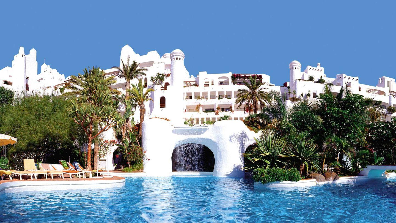 Un hotel tropical, llamado así, en Costa Adeje. (Foto: Cortesía)