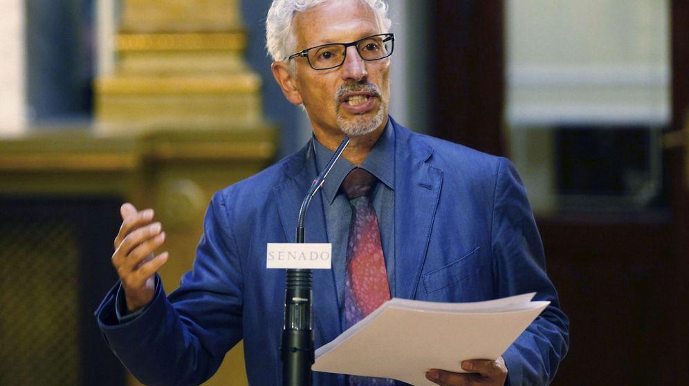 Foto: El juez y senador de ERC Santiago Vidal. (EFE)