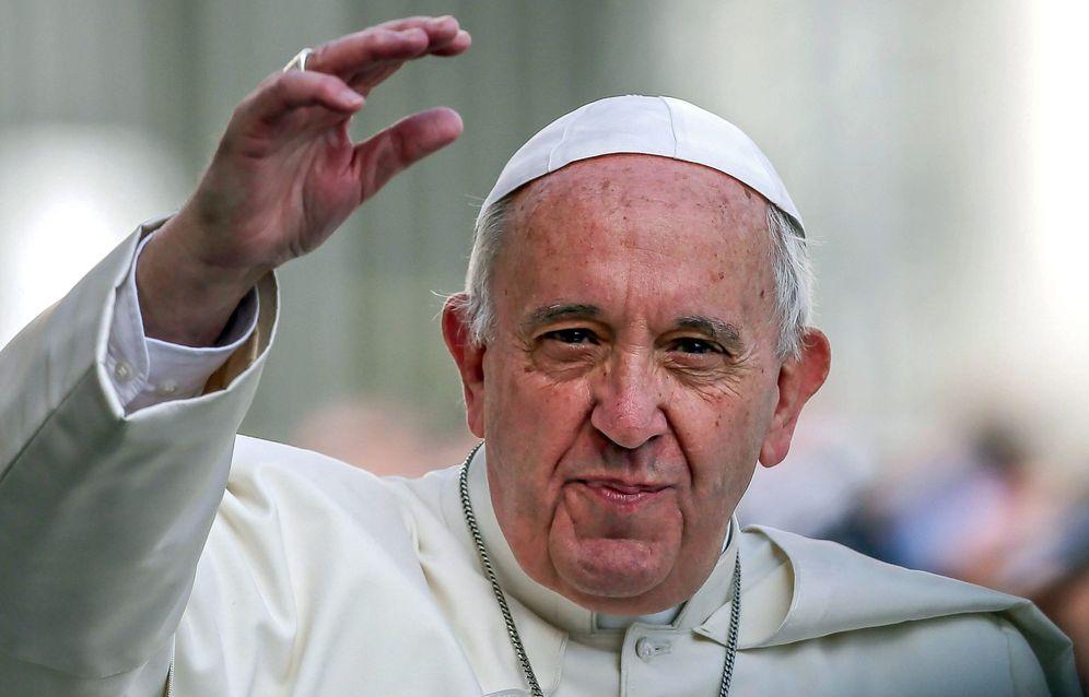 Foto: El Papa Francisco, en una imagen de archivo (Efe).
