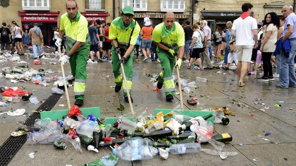 FCC rompe el contrato de limpieza en Vitoria al ser deficitarios los 22,8 millones anuales
