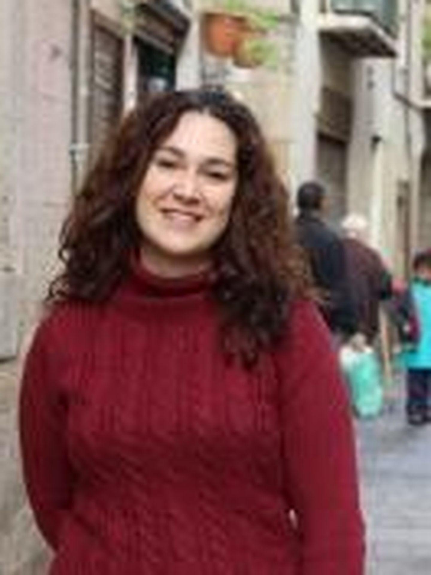 Laura Pérez Castaño. (Barcelona en Comú)
