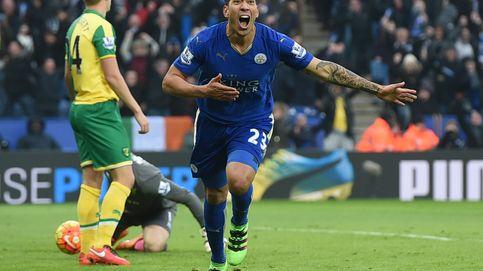 La jugada que cambió la historia del Leicester City