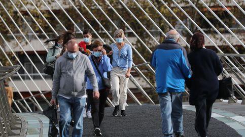 Euskadi suma 1.547 contagios de coronavirus, récord de la segunda ola