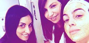 Post de Georgina Rodríguez se apunta en Milán a la máscara de oro