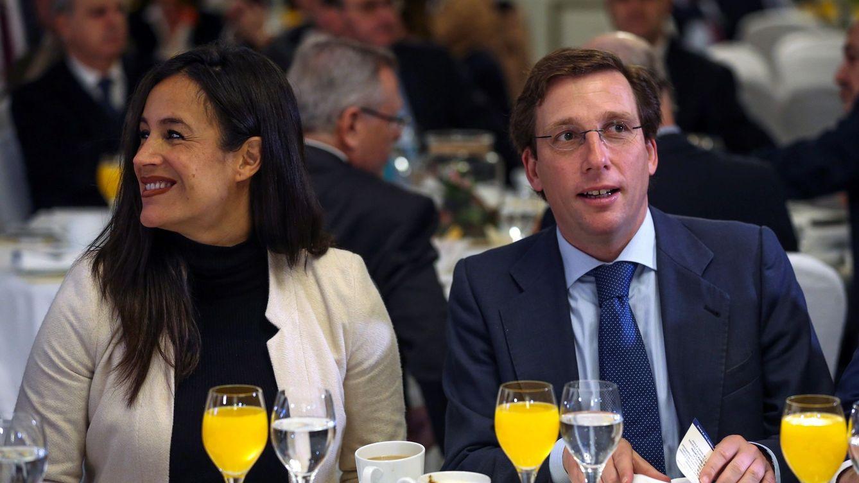 Reunión PP-Cs para pactar las medidas de los 100 primeros días de gobierno en Madrid