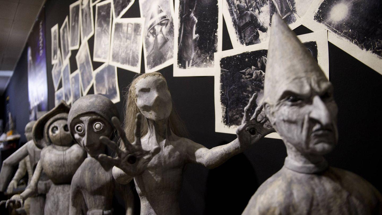 Imagen de la exposición de Cuarto Milenio (Gtres)
