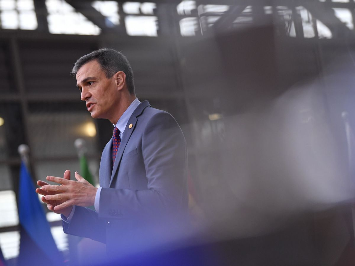 Foto: El presidente del Gobierno, Pedro Sánchez, en Bruselas. (Reuters)