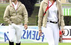 La cortina de humo de Marta Ortega y su marido en Portugal