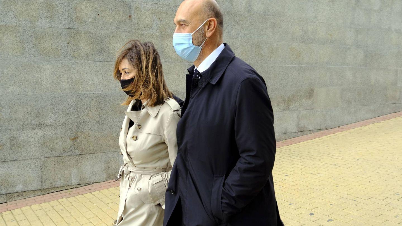 Ana Rosa Quintana y su marido. (CP)