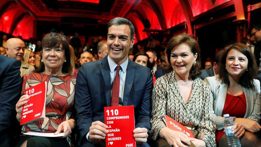 El PSOE retrasa la eliminación total del déficit de la Seguridad Social hasta 2023