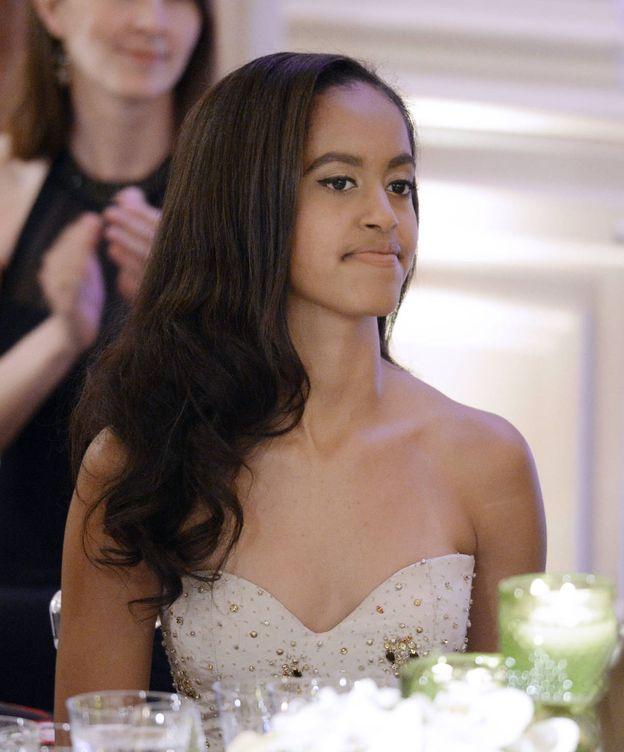 Foto: Malia Obama en una imagen de archivo. (Gtres)