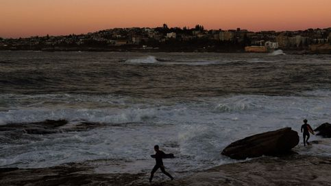 Surfeando a 9º grados en Sídney