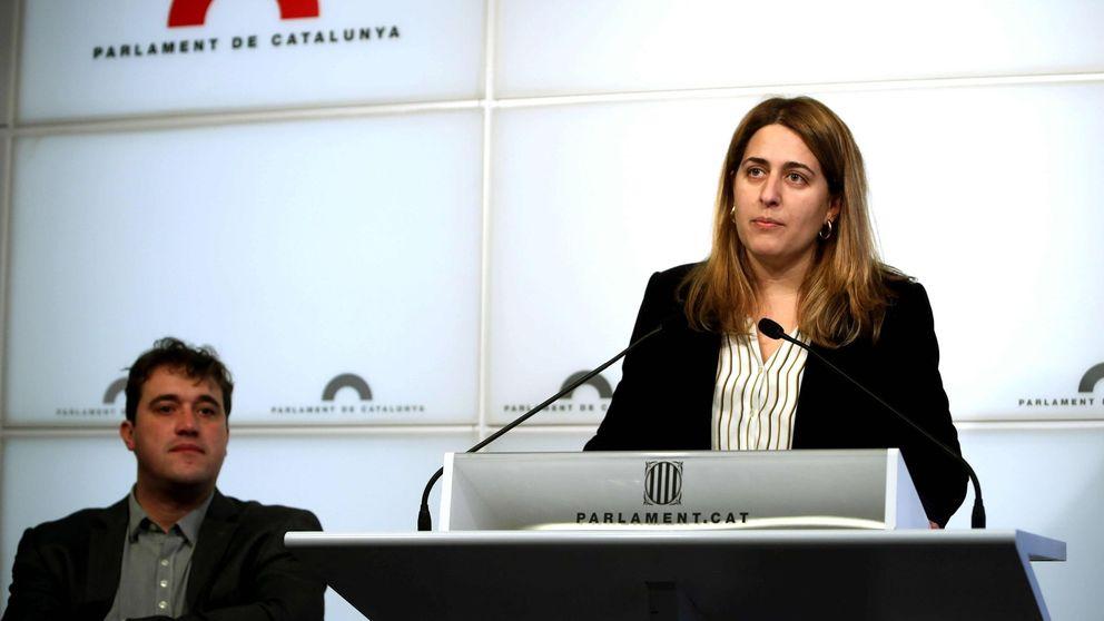 Marta Pascal: Puigdemont está tranquilo. Mañana será presidente