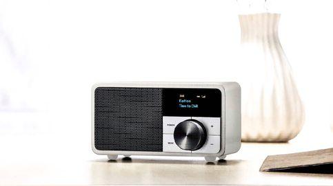 Sangean Genuine Mini DAB DDR-7: una radio 'vintage' para el siglo XXI