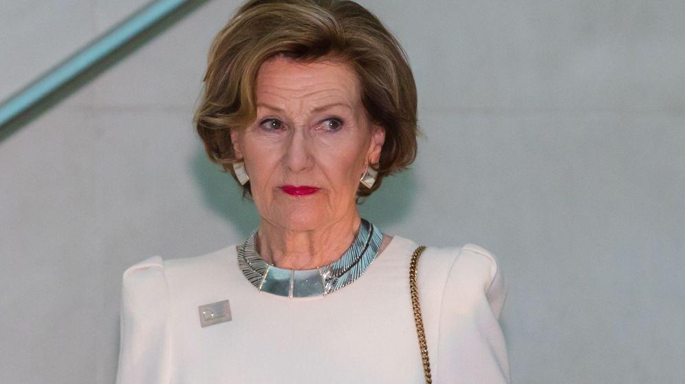 Foto: Sonia de Noruega, en una imagen de archivo. (Reuters)