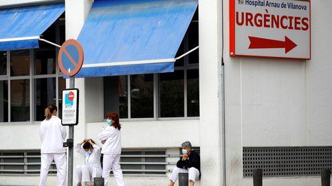 Valencia empieza a derivar pacientes a hospitales privados por colapso en públicos