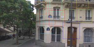 Foto: La Torre Eiffel no distingue a París, lo hacen sus farolas y balcones