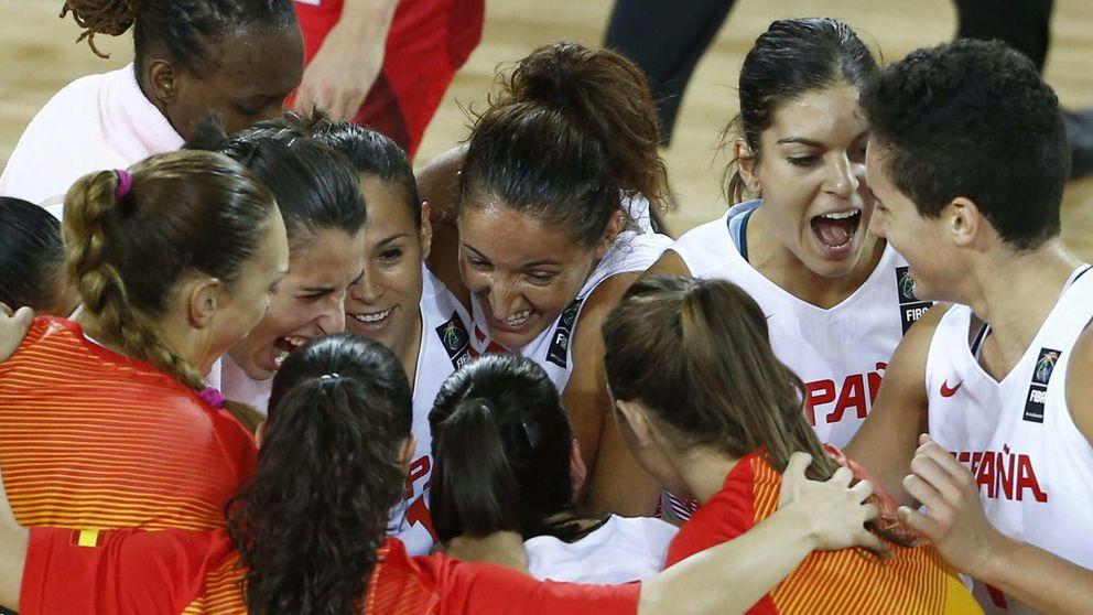 No todo es plata en el baloncesto femenino: crisis y emigración