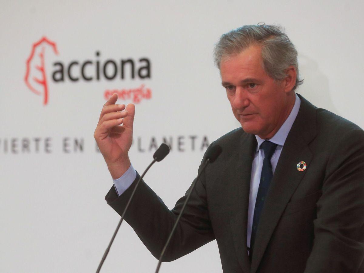 Foto: Presidente de Acciona (EFE)