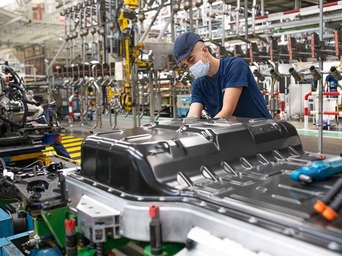Foto: Factoría de Stellantis en Vigo