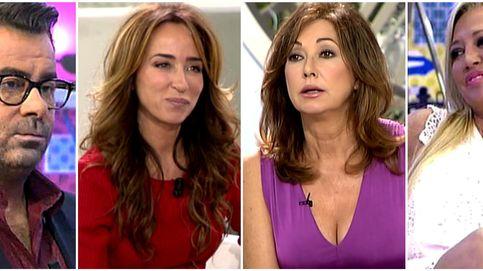 De Jorge Javier Vázquez a María Patiño, los 'abandonos' se hacen con Telecinco