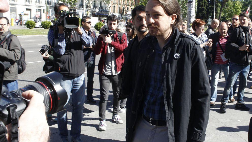 Iglesias pide ayuda al PSOE para lanzar una moción de censura contra el PP