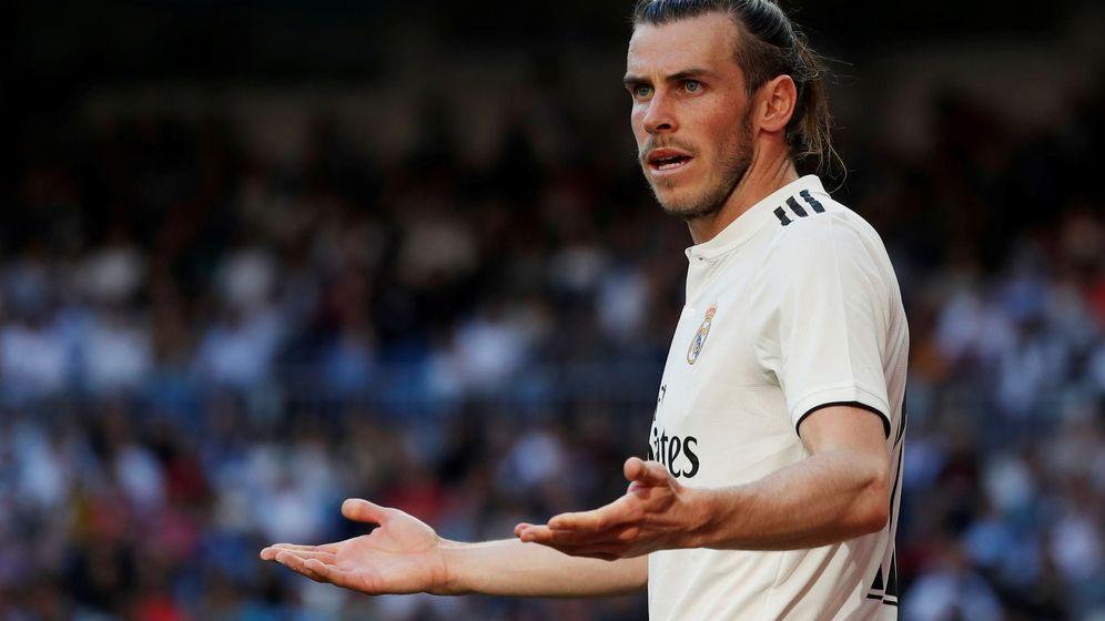 Foto: Gareth Bale, durante la pasada temporada. (Reuters)