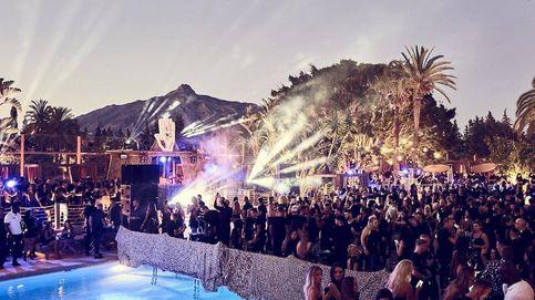 Los Ángeles del Infierno llegan a Marbella pegando palizas a porteros de clubes de playa