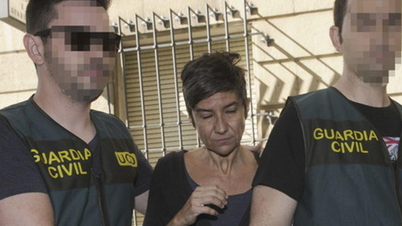 La exsecretaria ejecutiva de UGT-A, María Charpín. (Efe)