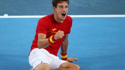Pablo Carreño vence a Novak Djokovic y consigue el bronce olímpico en Tokio